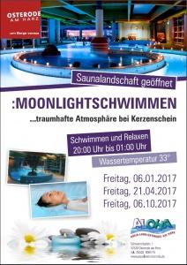 Moonlightschwimmen